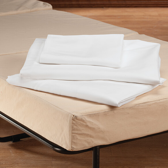 Folding Ottoman Bed Sheet Set