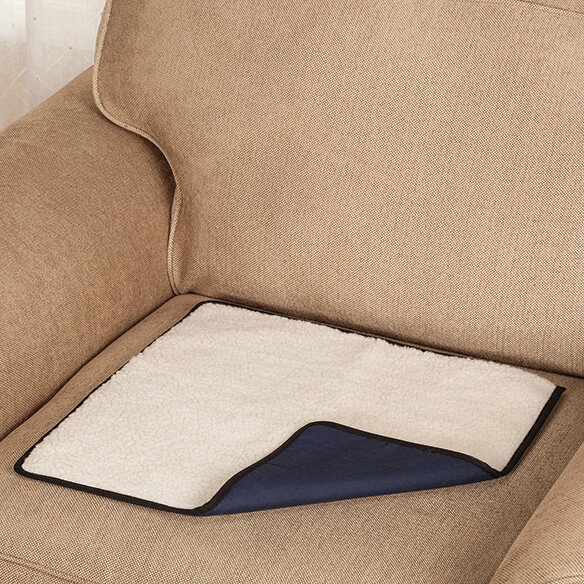 Sherpa Incontinence Chair Pad