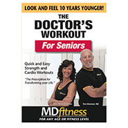 Exercise & Fitness - The Doctor's Workout for Seniors DVD