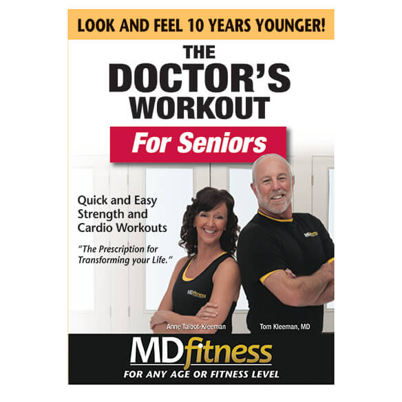 The Doctor's Workout for Seniors DVD