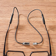Reading Aids - Silicone Magnetic Eyeglasses Cord