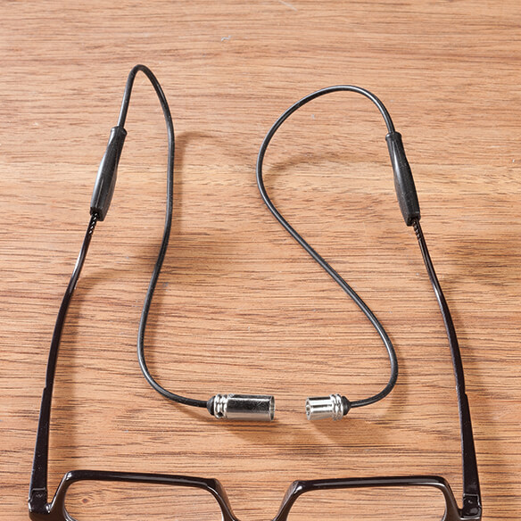Silicone Magnetic Eyeglasses Cord - View 1