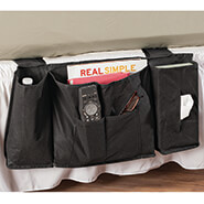 Bedding & Accessories - 5-Pocket Bed Caddy