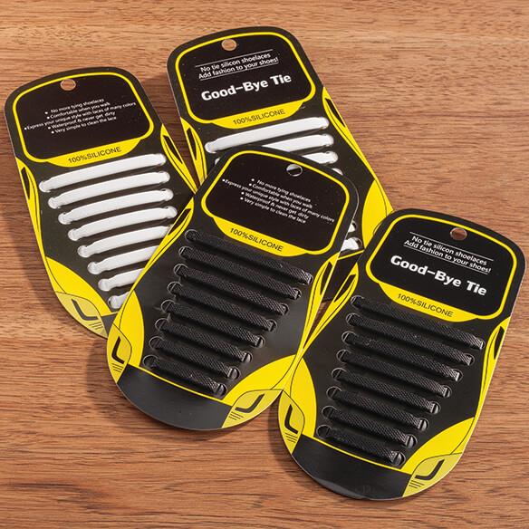 f6335429e1fff No Tie Stretch Shoe Laces - No Tie Elastic Shoe Laces - Easy Comforts