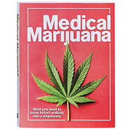 Hobbies & Books - Medical Marijuana Book