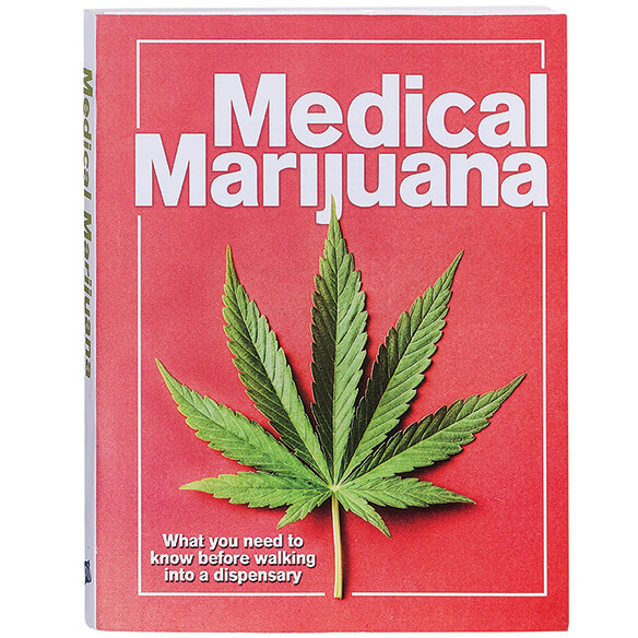 Medical Marijuana Book Herbal Medicine Books Easy Comforts