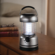 Outdoor - Emergency Lanterns by LivingSure™, Set of 2