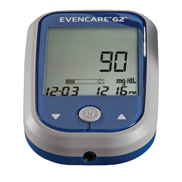 Evencare® G2® Blood Glucose Monitor