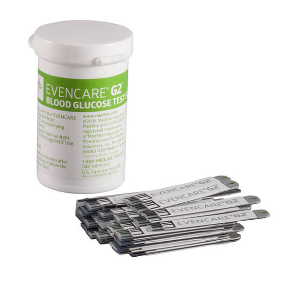 Evencare® G2® Test Strips, 50 ct.
