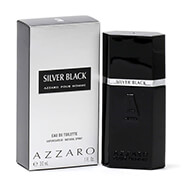 Fragrances - Azzaro Silver Black for Men EDT, 1 oz.