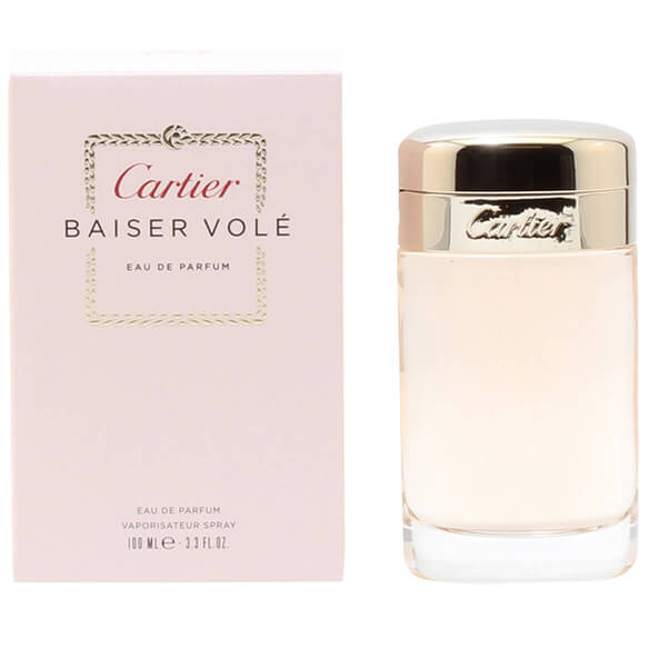 Cartier Baiser Vole for Women EDP, 3.3 oz.