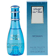 Fragrances - Davidoff Cool Water for Women EDT, 1 oz.