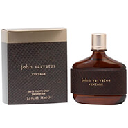 Fragrances - John Varvatos Vintage for Men EDT, 2.5 oz.