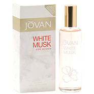 Fragrances - Jovan White Musk for Women EDC, 3.25 oz.