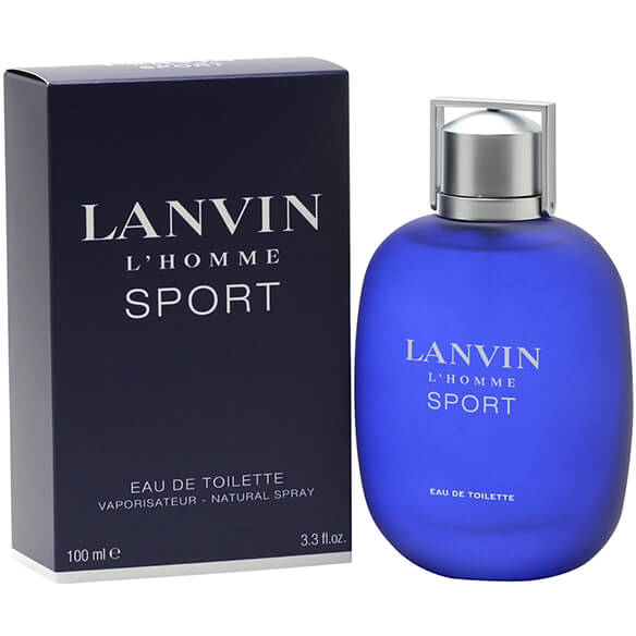 Lanvin L'Homme Sport for Men EDT, 3.3 oz.
