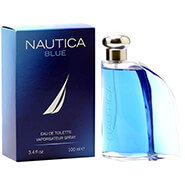 Fragrances - Nautica Blue for Men EDT, 3.4 oz.