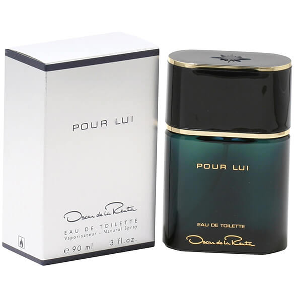 Oscar de la Renta Pour Lui for Men EDT, 3 oz.