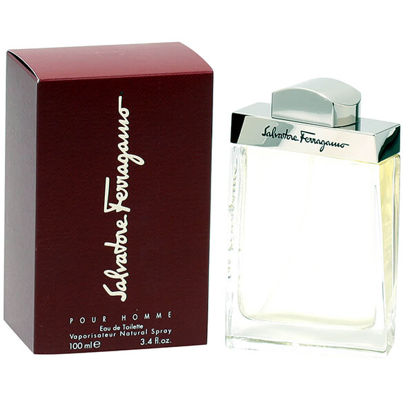 Salvatore Ferragamo for Men EDT, 3.4 oz.