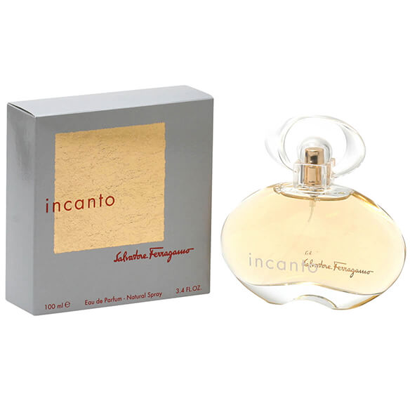 Salvatore Ferragamo Incanto for Women EDP, 3.4 oz.
