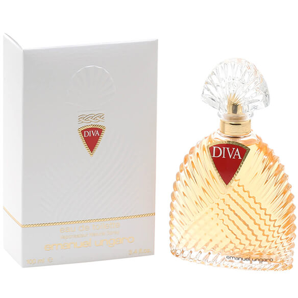 Ungaro Diva for Women EDT, 3.4 oz.