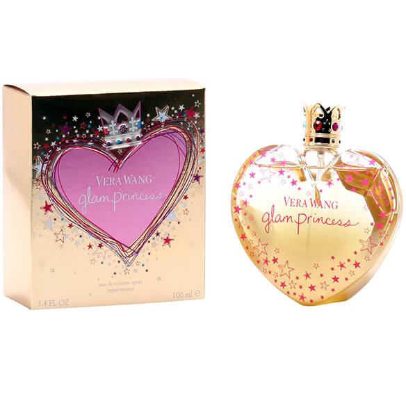 Vera Wang Glam Princess for Women EDT, 3.4 oz.