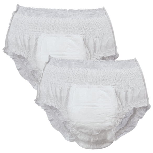 Wellness Absorbent Underwear Trial Pack (2-Pack)