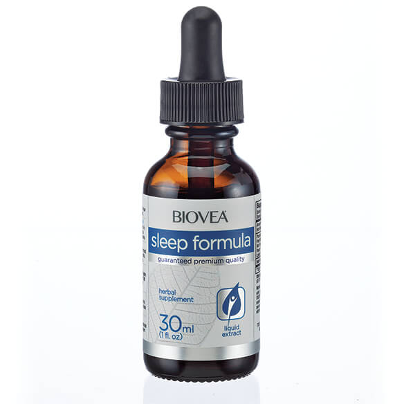 Sleep Formula Liquid Drops - View 1