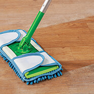 New - Chenille Mop Pad, 2-Pack