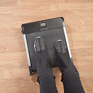 Exercise & Fitness - Hometrack Sitting Treadmill