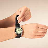 Apparel Accessories - Glow in the Dark Watch