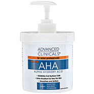 Anti-Aging - Advanced Clinicals® Alpha Hydroxy 5-in-1 Therapy Cream