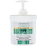 Anti-Aging - Advanced Clinicals® Collagen Skin Rescue Lotion