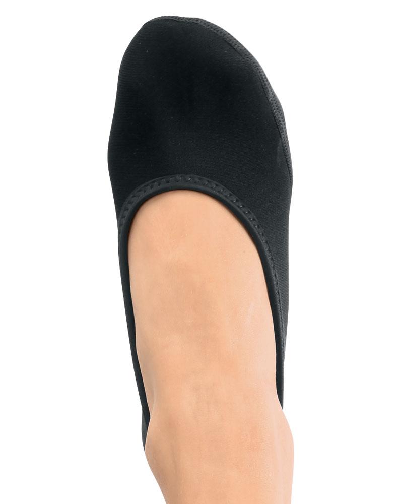 Silver-StepsTM-Ballet-Non-Slip-Slipper thumbnail 3